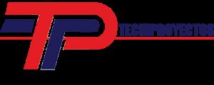 Logo de Tecniproyectos: equipo para gasolinera
